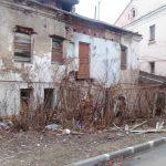 Исторический дом в Ржеве и его жители остались без крыши