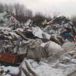 В Оленинский район везут московский мусор? Что скрывает особо охраняемая свалка близ деревни Тереховка?