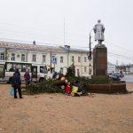 Тверская область сорвала сроки благоустройства и не получит финансирование из-за Торжка