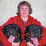 Человек собаке – друг. Бежечанка Наталья Федорова или Человек с большой буквы