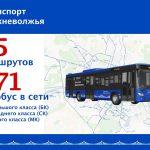 Новое расписание движения автобусов в Твери и Калинском районе