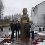 В селе Погорелое Городище Зубцовского района появился новый памятник Ильичу