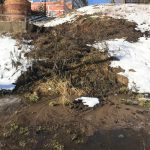 Кимры: канализация течёт в Волгу