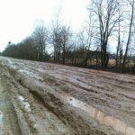 Жители нескольких сёл вблизи Твери отрезаны от цивилизации разбитыми дорогами. Торопец, Фирово и Лесной район. Видеорепортаж