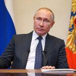 «Побудьте дома». Владимир Путин объявил следующую неделю нерабочей с сохранением заработной платы в связи с распространением коронавируса