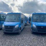 Шило на мыло: новые автобусы в Твери похожи на старые тесные маршрутки.