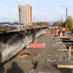 Когда возобновится движение по Крупскому мосту?  Сроки ремонта трещат по швам