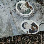 В Кимрском районе кладбище пострадало от рук «металлистов»