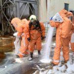 На химзаводе в посёлке Редкино Конаковского района произошла авария, на месте работает МЧС