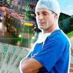 Медики могут пожаловаться через портал госулуг на невыплату надбавок