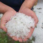 На Рамешки обрушились гроза и крупный град. Какая погода ожидает Тверскую область на текущий неделе?