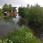 В четверг Оленино затопило: стихия обнажила недочёты в работе районной власти