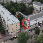 Хроники нанесения граффити на объекты культурного наследия Верхневолжья или Опять про изображение Солженицына