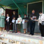 В селе Еремково Удомельского района открылся музей