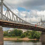 Старый Волжский мост закроют для автотранспорта?