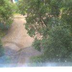 После дождей во дворах многоквартирных домов в г. Нелидово текут целые реки