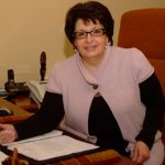 Руководитель центра специализированных видов помощи им. В. П. Аваева Каринэ Конюхова награждена медалью ордена «За заслуги перед Отечеством» II степени