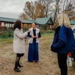 В Бежецком районе семья фермеров восстанавливает княжескую усадьбу