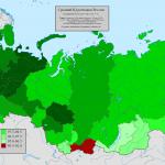 Интеллектуальный потенциал Тверской области: на каком месте по IQ среди регионов России находится Верхневолжье?
