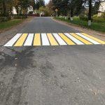 В Оленинском муниципальном округе появляются пешеходные переходы, ведущие в никуда