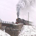 Ретро-поезд «Селигер» приглашает в новогоднее путешествие