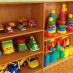 Мой игрушки перед игрой. Новые правила для детских садов и школ