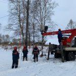 Без света и просвета. В деревнях Калязинского и Бежецкого районов серьёзные перебои с электричеством