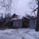 Накануне Нового года в Ржеве взорвался частный дом, причины ЧП устанавливаются