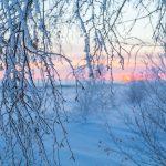 На Тверскую область надвигаются крещенские морозы