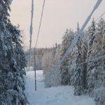 Тверской область. Отключения на сетях, аварии на теплотрассах, дороги в снегу…