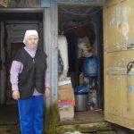 В Вышнем Волочке судят старушку за отказ переселиться из одного аварийного жилья в другое