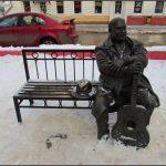 Ветеран МВД потребовал убрать памятник Михаилу Кругу из центра Твери