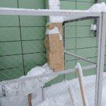 Небрежно и некачественно? В посёлке Новозавидовский Конаковского района завершился ремонт школы №2