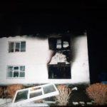 В Торопецком районе горел психоневрологический интернат, есть жертвы. В Калязине пожар унёс жизнь мужчины