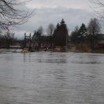 Какие районы в Тверской области могут быть затоплены весной?