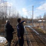 Реки вышли из берегов: в Калининском районе тонут дачные кооперативы