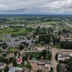 Город Белый может затопить?