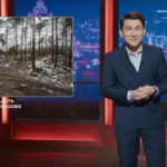 Свалку в Бологовском районе  показали в юмористической программе на ТНТ