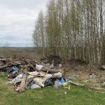 После публикации о свалках в Оленинском округе прокуратура призвала Олега Дубова к закону