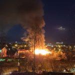 В Твери сгорел дом известной зоозащитницы, в огне погибли животные, семья нуждается в помощи