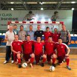 Команда спортклуба КПРФ из Тверской области выступила на Всероссийском турнире по мини-футболу