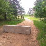 Хозяин частной дороги в Калининском районе перегородил проезд к реке