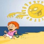 В Тверскую область идёт аномальная жара: остерегайтесь солнечных ожогов и перегрева
