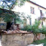 В Ржеве произошло очередное обрушение в одном из общежитий