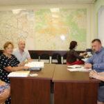 Кандидат в губернаторы от КПРФ Людмила Воробьёва сдала документы на регистрацию