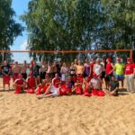 В Конаково прошли соревнования по пляжному волейболу на призы КПРФ