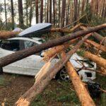 Свирепый циклон, жертвами которого стали три человека, задержится в Тверской области до конца недели