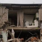 В Краснохолмском районе от взрыва газа обрушилась стена многоквартирного дома, есть пострадавшие