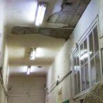В поликлинике №2 города Твери рушится потолок