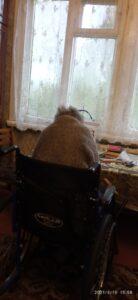 К кому обратиться пожилому человеку? – спрашивает женщина-инвалид из Нелидово